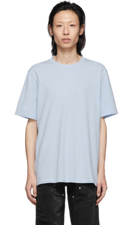 Helmut Lang - Blue Aviator T-Shirt