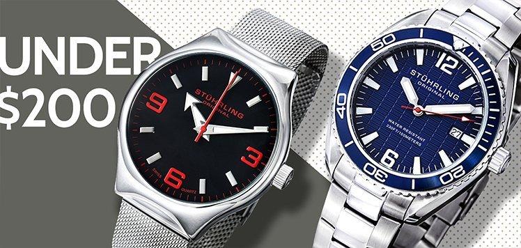 Stührling Original & More Dive Watches