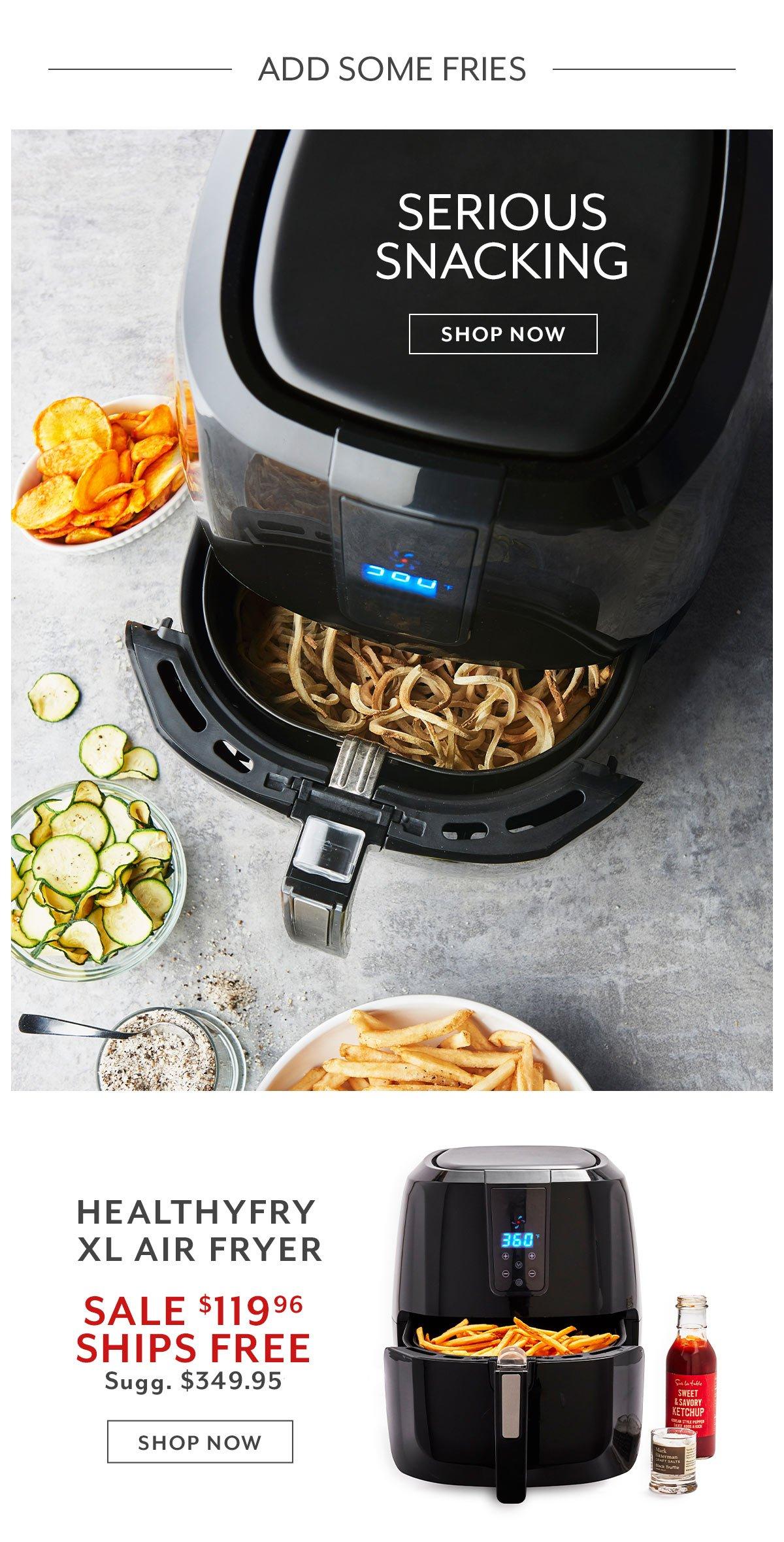 HealthyFry XL Air Fryer