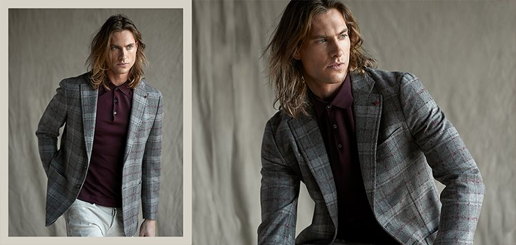 Suiting & Separates With ISAIA