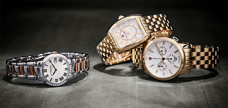 Michele & More Diamond Watches