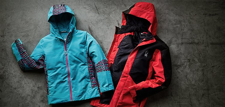 Kids' Outerwear With Spyder