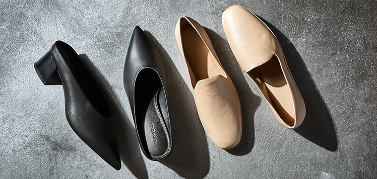 The Minimalist's Shoes