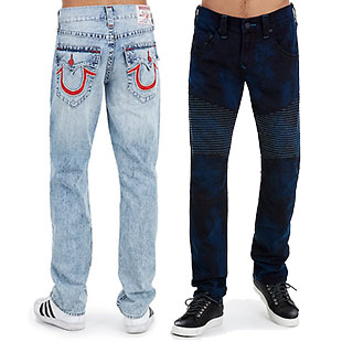 TRUE RELIGION FOR MEN