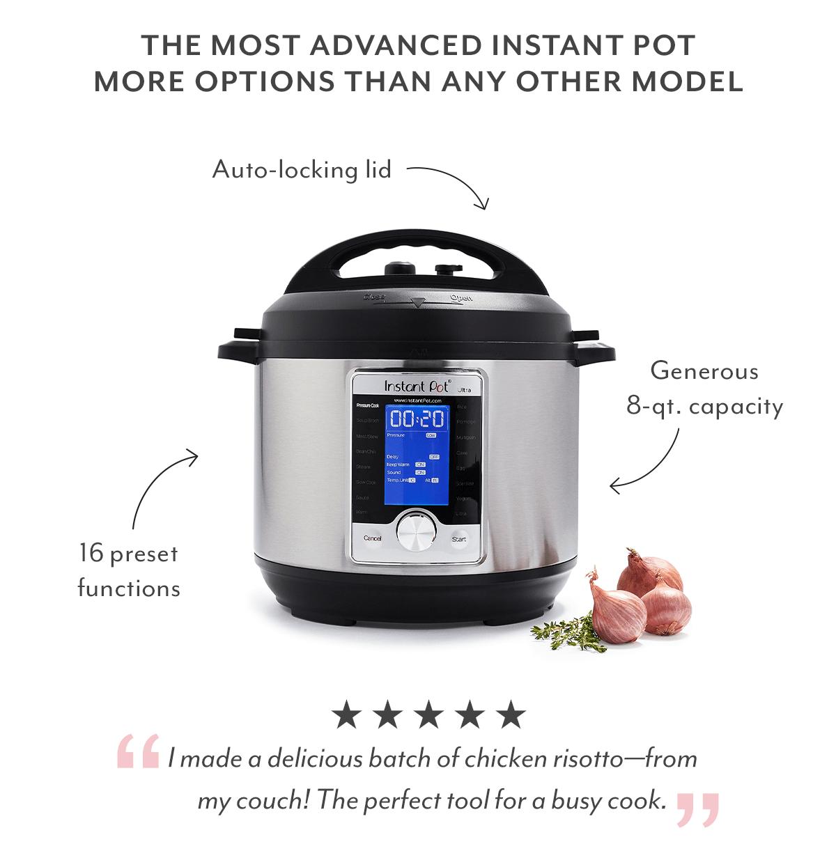 8-QT Instant Pot Sale