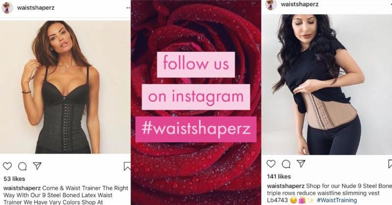 fe136757ec5f9 Waist Shaperz  😍Shaping a stronger you! WAIST TRAINERS   BODY ...