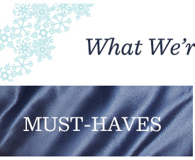 Must-Haves