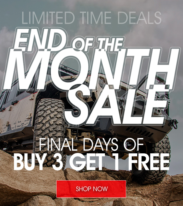 4WD Tires and Wheels Deals