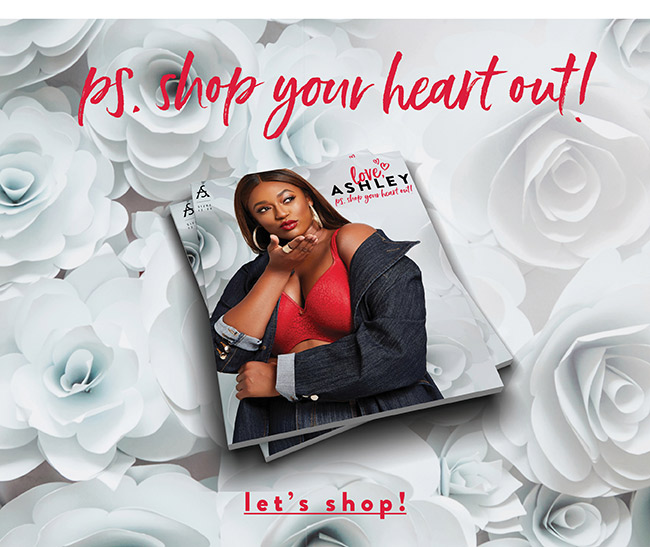 Shop your heart out! -  Shop Now