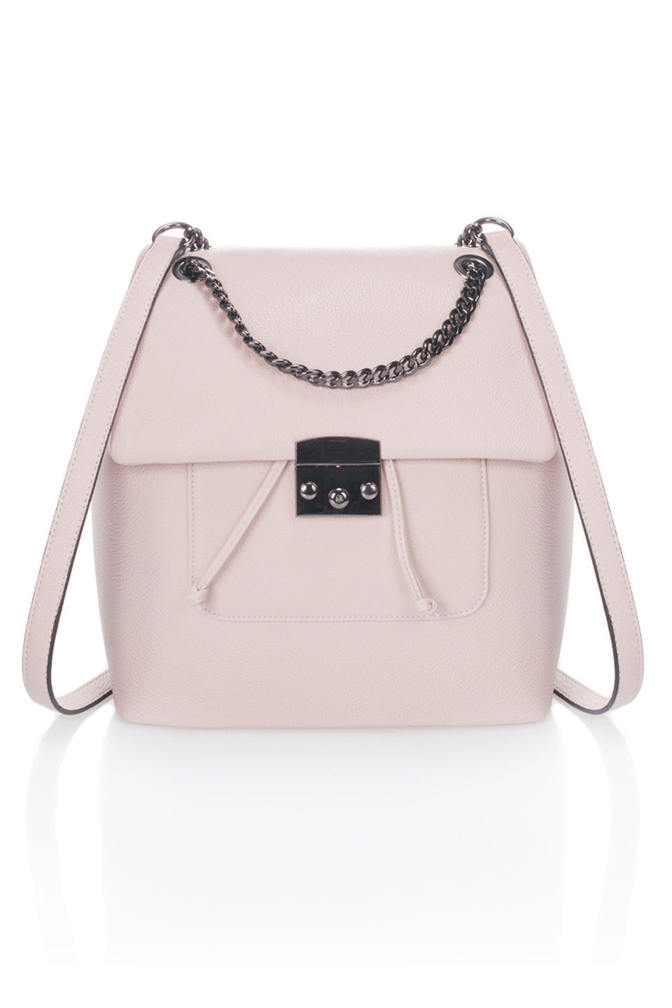 Hailey Backpack in Rosa