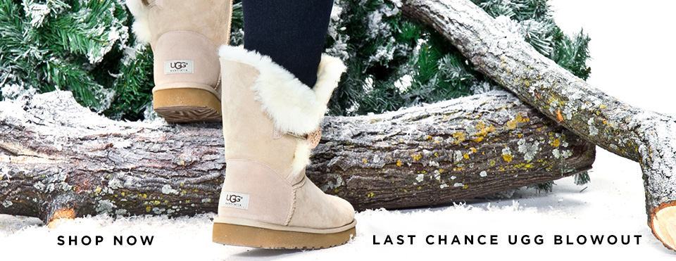 LIMITED STOCK: UGG