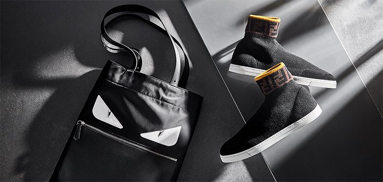 FENDI & More Men's Luxe