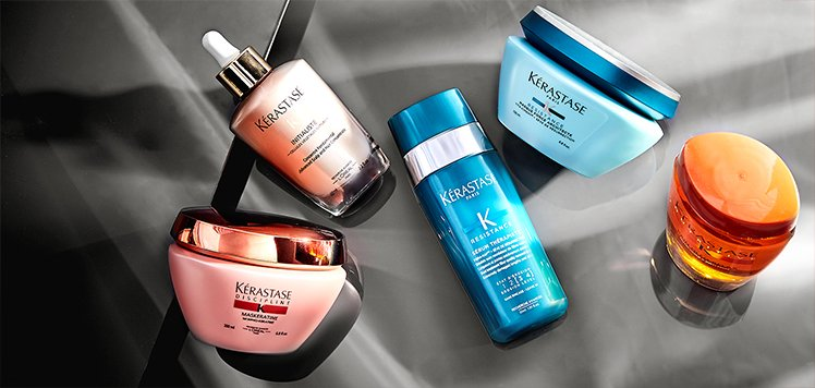 Kérastase & More Pro Products