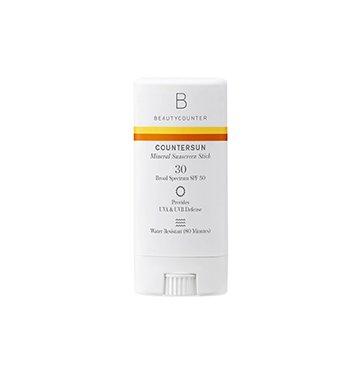 Beautycounter Countersun Mineral Sunscreen Stick SPF 30 $20