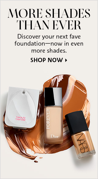 Discover your Next fave Foundation