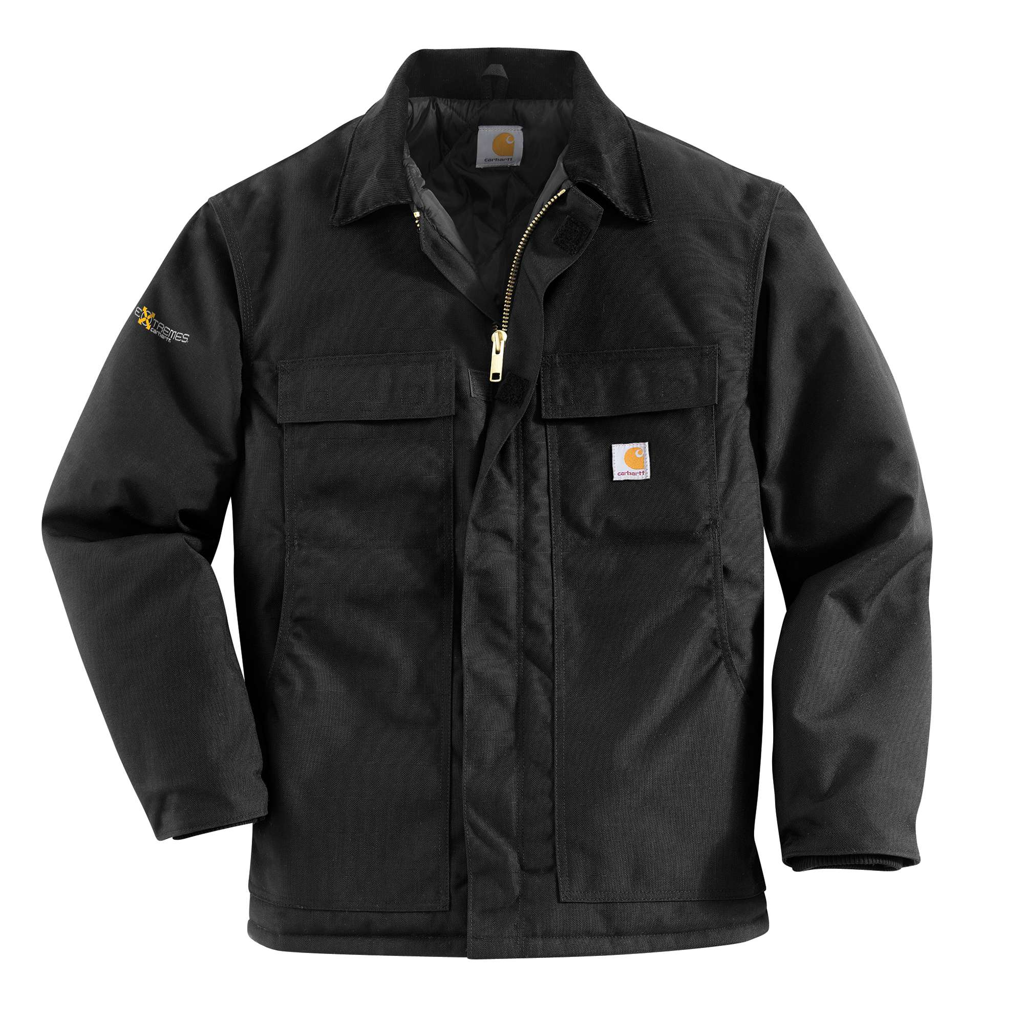 MEN'S YUKON EXTREMES® ARCTIC QUILT-LINED COAT