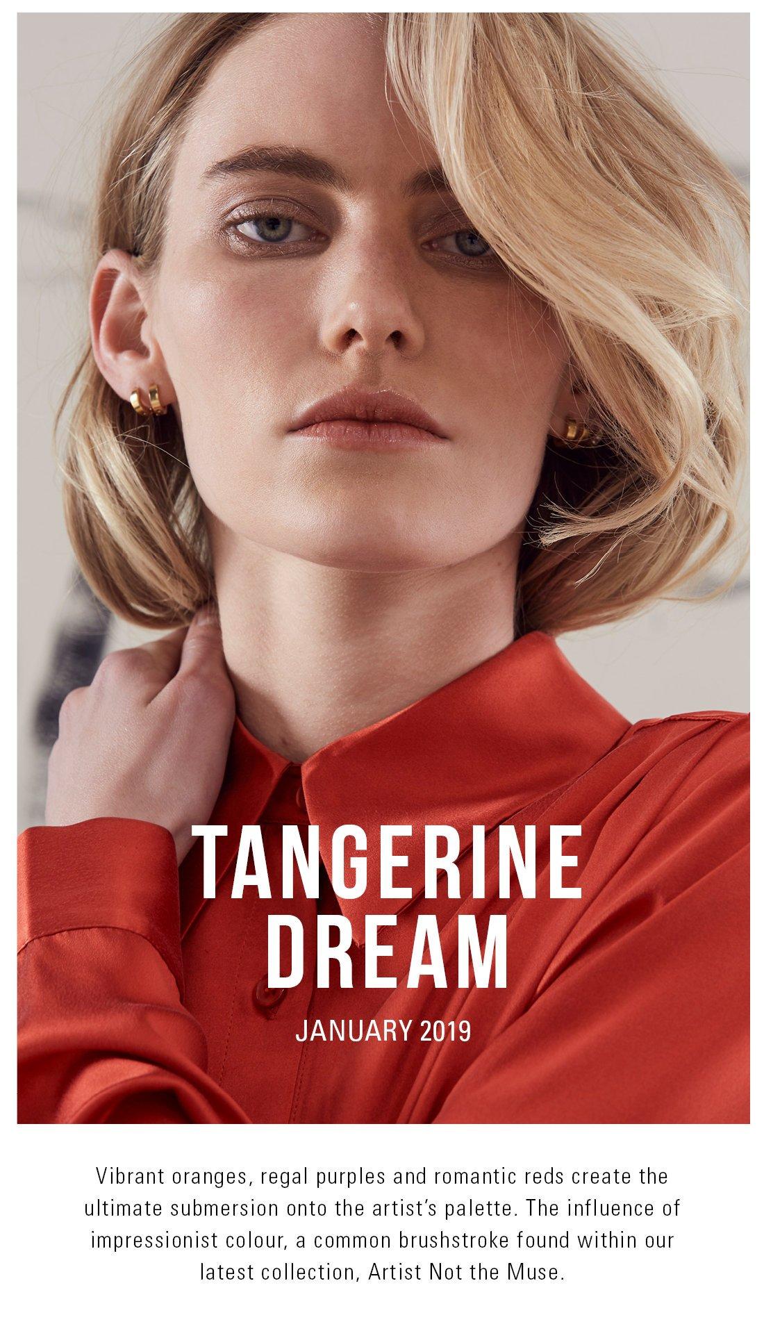 Nobody Denim: Tangerine Dream | January 2019 | Milled