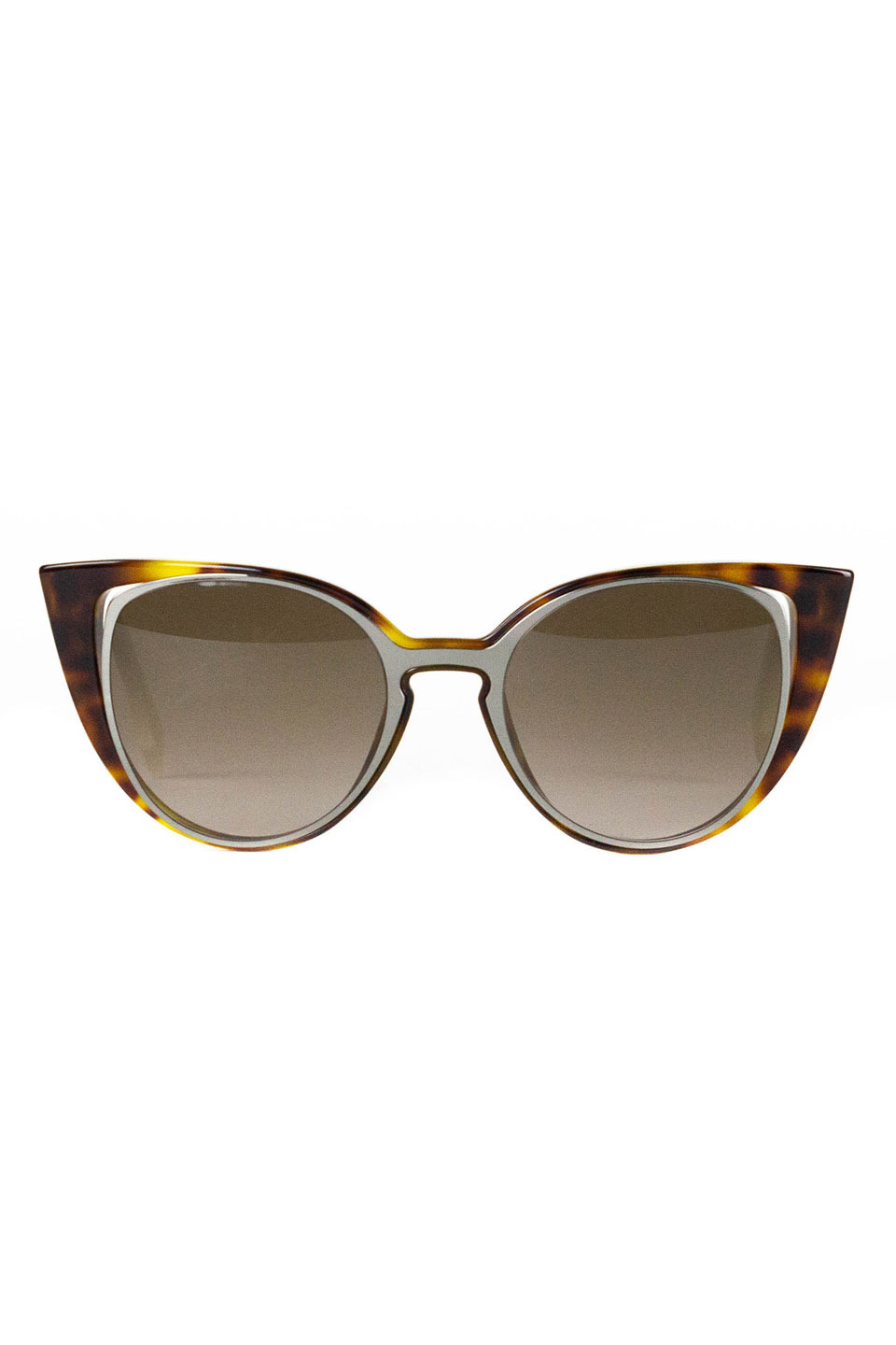 Jade Sunglasses in Brown