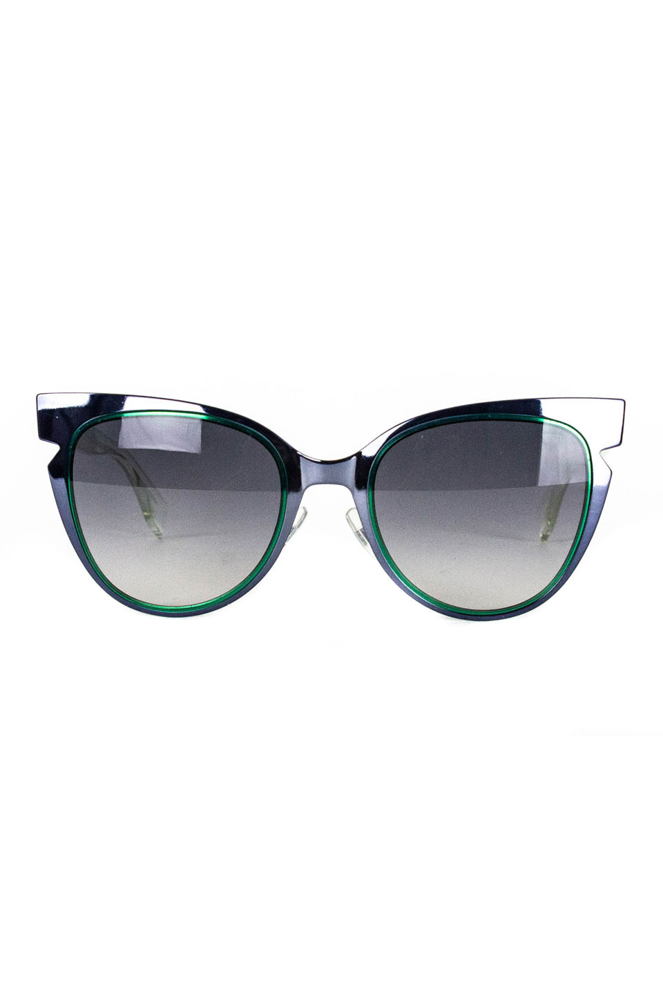 Azalea Sunglasses in Navy