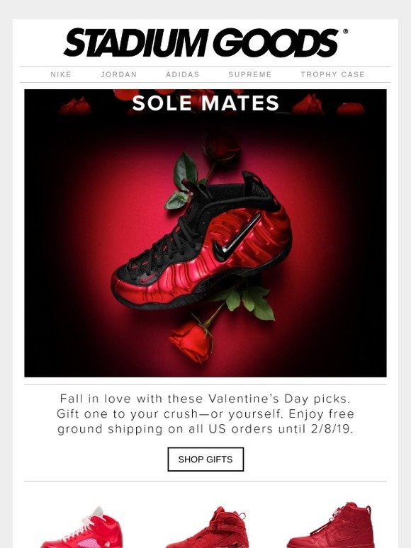 a5e703cfea23 Stadium Goods  Shop our Valentine s Day picks   enjoy free shipping ...