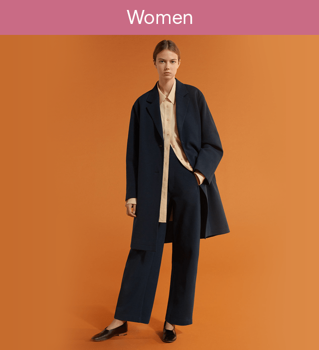 WOMEN UNIQLO U
