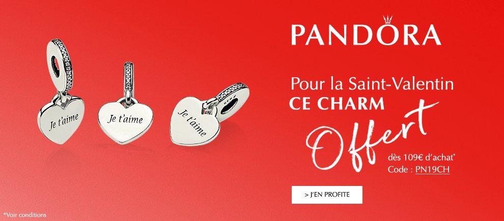 Lookeor: Un cadeau de la part de Pandora et Lookéor vous attend ...