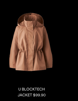 U COTTON PARKA $49.90