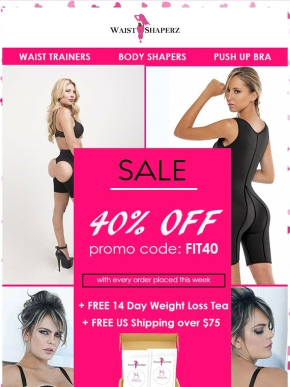 5240cde85465d Waist Shaperz  50% OFF ON ALL ORDERS! Today Only! 👉Use code  SAVE50 ...