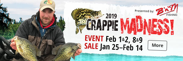 Crappie Madness 2019