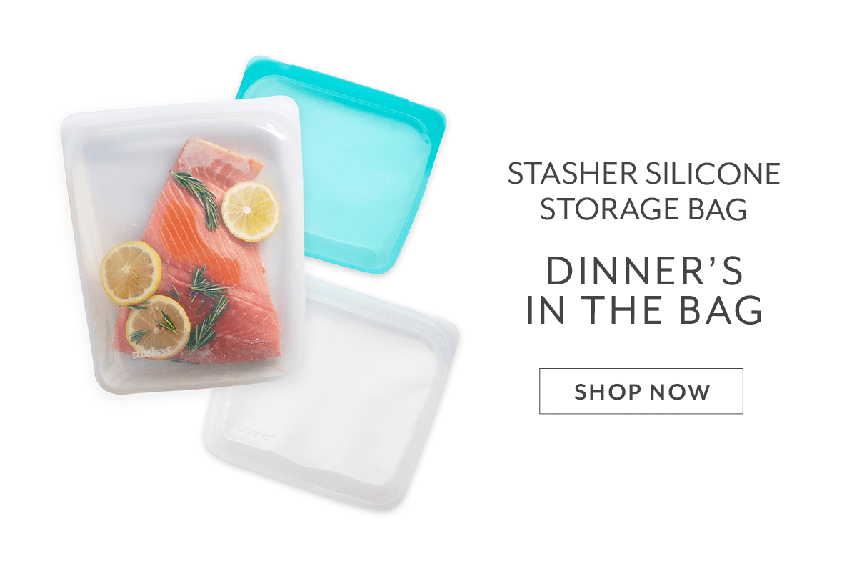 Stasher Silicone Storage Bag