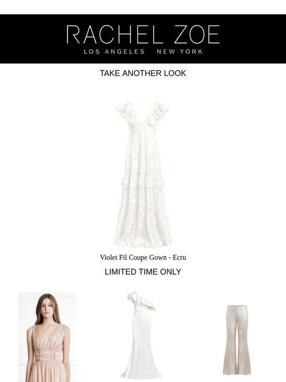 8db59c7a1f49 Rachel Zoe Collection: Take another look! | Milled