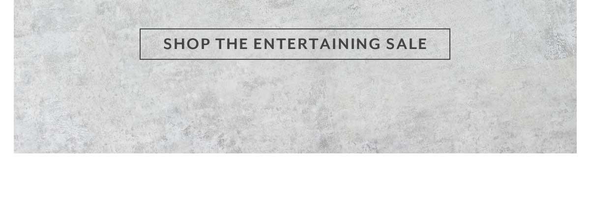 Shop the Entertaining Sale