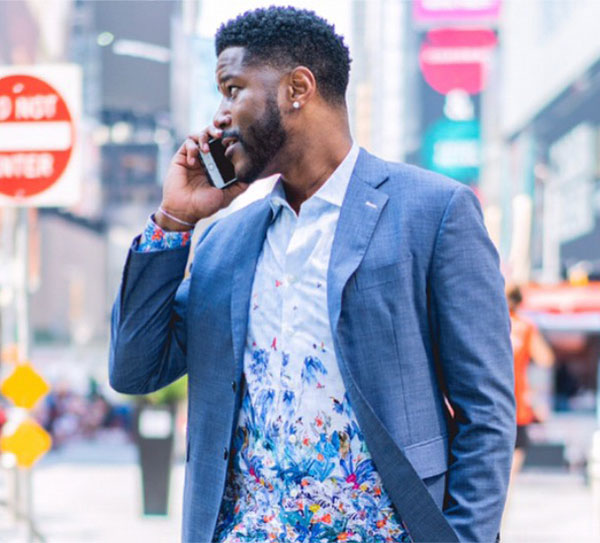 Former pro-football superstar (and one of the league's best-dressed players) Nate Burleson shares his favorite Steve Madden styles for every occasion.