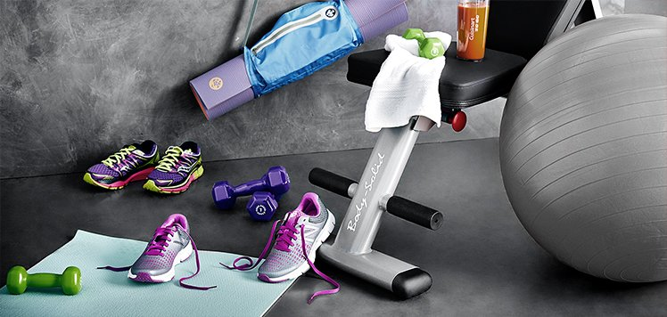 Everlast & More Home-Gym Gear
