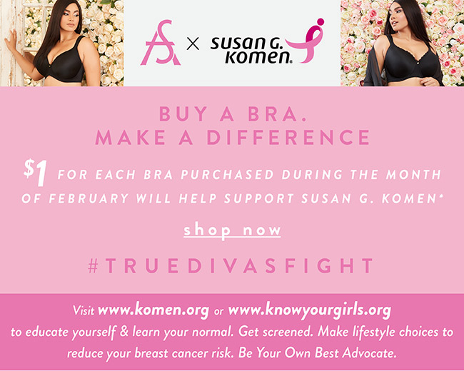 Buy a bra, Make a difference #truedivasfight