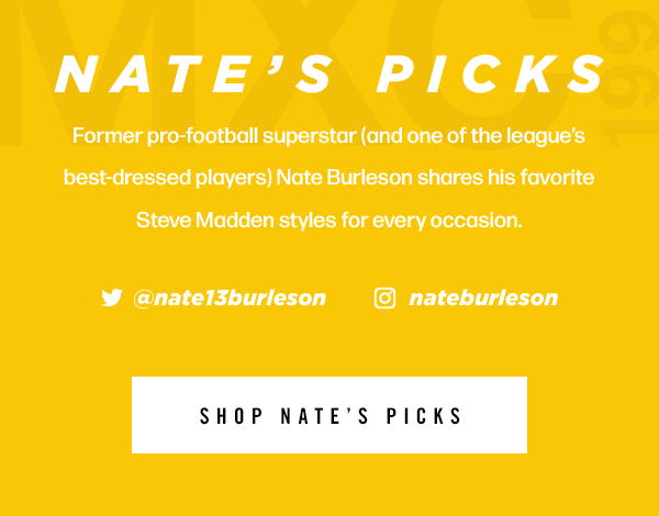 Shop Nate's Picks
