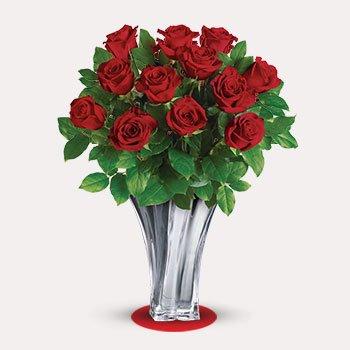 Teleflora's Flawless Romance Bouquet