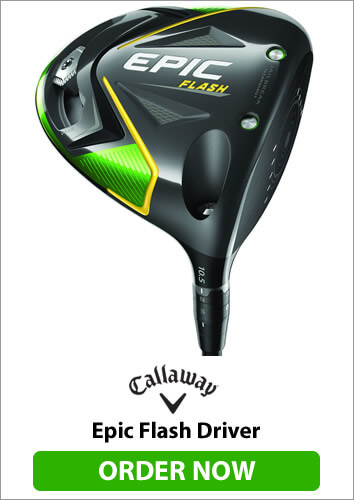 Callaway Epic Flash Driver - Order Now