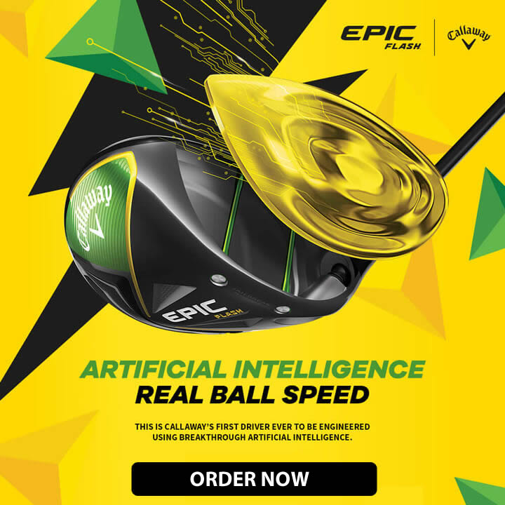 Callaway Epic Flash - Order Now