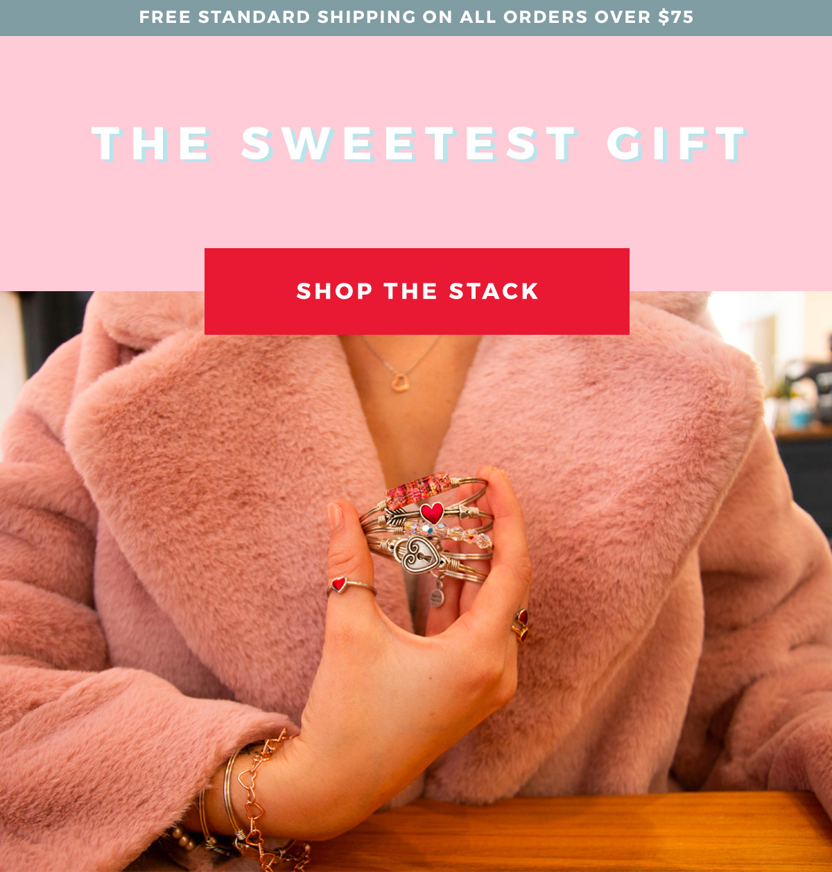 The Sweetest Gift | SHOP THE STACK
