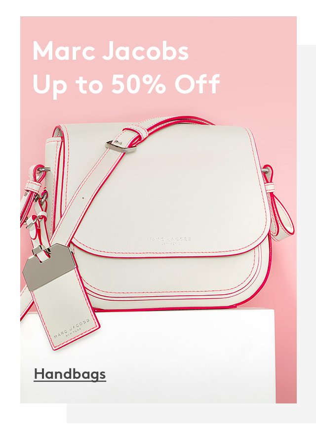 Marc Jacobs Up to 50% Off | Handbags