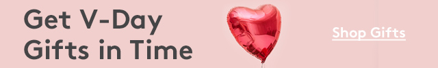 Get V-Day Gifts in Time | Shop Gifts