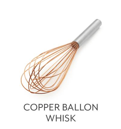 Copper Balloon Whisk