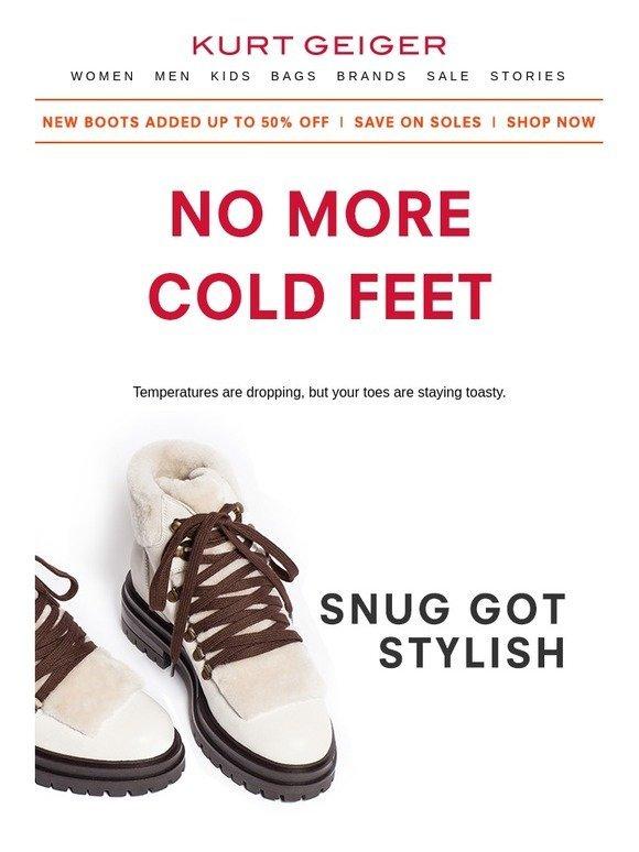 Kurt Geiger: Up To 50% Off Boots