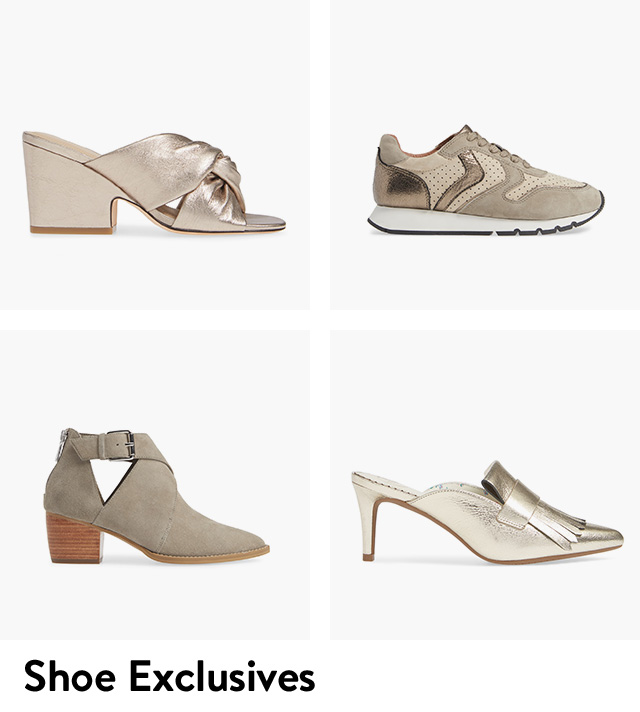 Exclusive women's shoes you'll only find at Nordstrom.