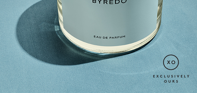 The mysterious scent is available exclusively at Barneys.
