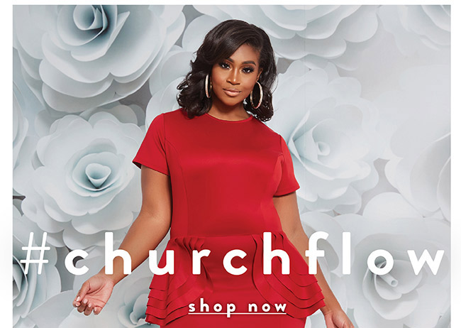 Share your images on facebook or instagram using the hashtag #churchflow for a chance to be featured by me!