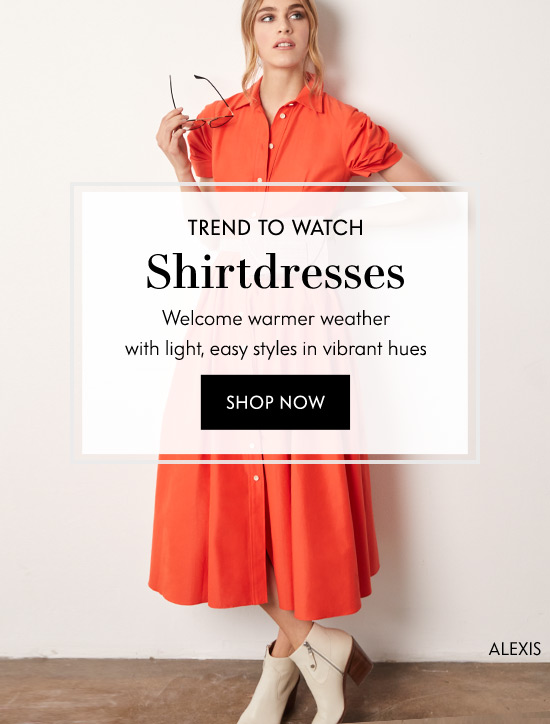 Shop Shirtdresses