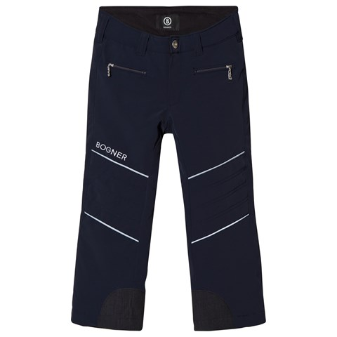 Bogner Navy Bekki3 Stretch Ski Pants