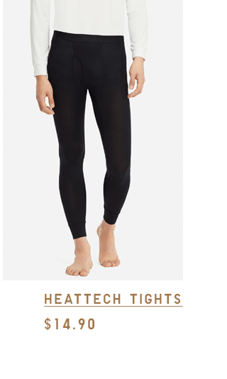 HEATTECH TIGHTS $14.90
